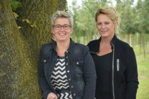 Voorstellen Chantal Jans en Amanda Hendriks